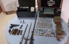 Σύλληψη αρχαιοκάπηλου στα Γρεβενά – Κατείχε ολόκληρο αρχαιολογικό θησαυρό με 302 σπάνια αρχαία αντικείμενα