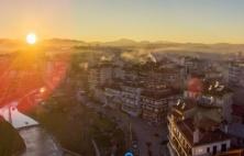 Τα Γρεβενά από ψηλά(Βίντεο)