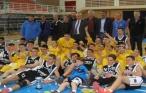 Πρωταθλητής παίδων ΕΚΑΣΔΥΜ 2017, ο Κεραυνός Αγίου Γεωργίου Γρεβενών. Νίκησε στον τελικό της Α.Ε Κοζάνης με 62-44