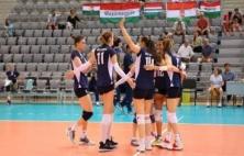 Γρεβενά: Προετοιμασία εθνικών ομάδων βόλεϊ γυναικών – παίδων